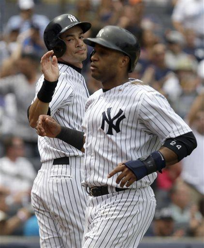 Jeter returns, exits with tight quad, Yankees win