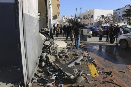 Islamic State claims suicide bombing in Libya's Benghazi