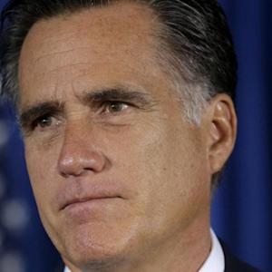 What's behind Romney's decision not to run?
