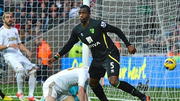 Sebastien Bassong, Norwich City