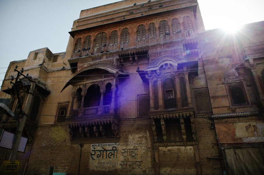 The bygones and bylanes of Bikaner