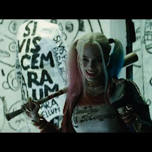 'Suicide Squad' Actress Margot Robbie's Tattoo Typo