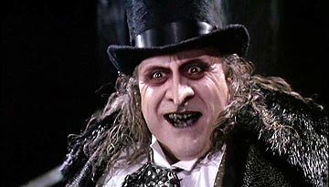 Danny DeVito as Penguin in Warner Bros. Batman Returns