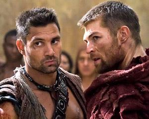 TVLine Items: Spartacus' Final Season Premiere Date, Thrones Adds Coldplay Rocker and More!