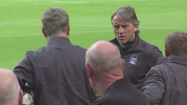 Mancini sacked by Man City