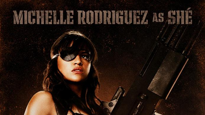 Machete Stills 20th Century Fox 2010 Michelle Rodriguez