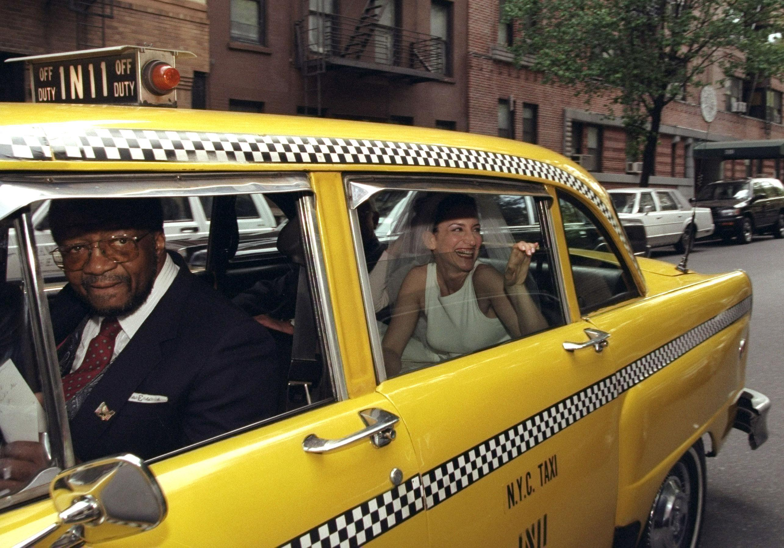 10 NYC Cab Drivers Reveal Their Best Relationship Advice