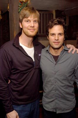 "Peter Krause and Mark Ruffalo ""We Don't Live Here Anymore"" - 1/19/2004 Sundance Film Festival"