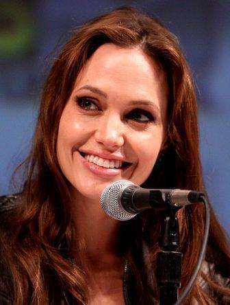 Angelina Jolie and the One Percent