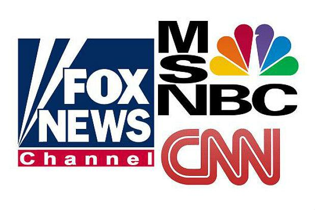 Cable News Ratings for Third Quarter 2013: No Surprises