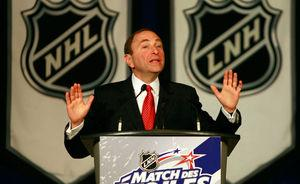 With lockout now over, it's time for Gary Bettman to step down