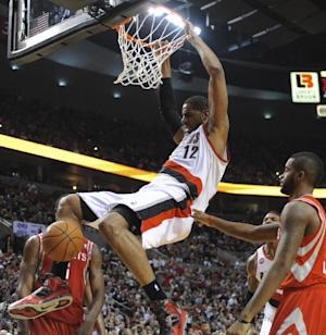 Spurs face a Dirk clone in Portland's Aldridge