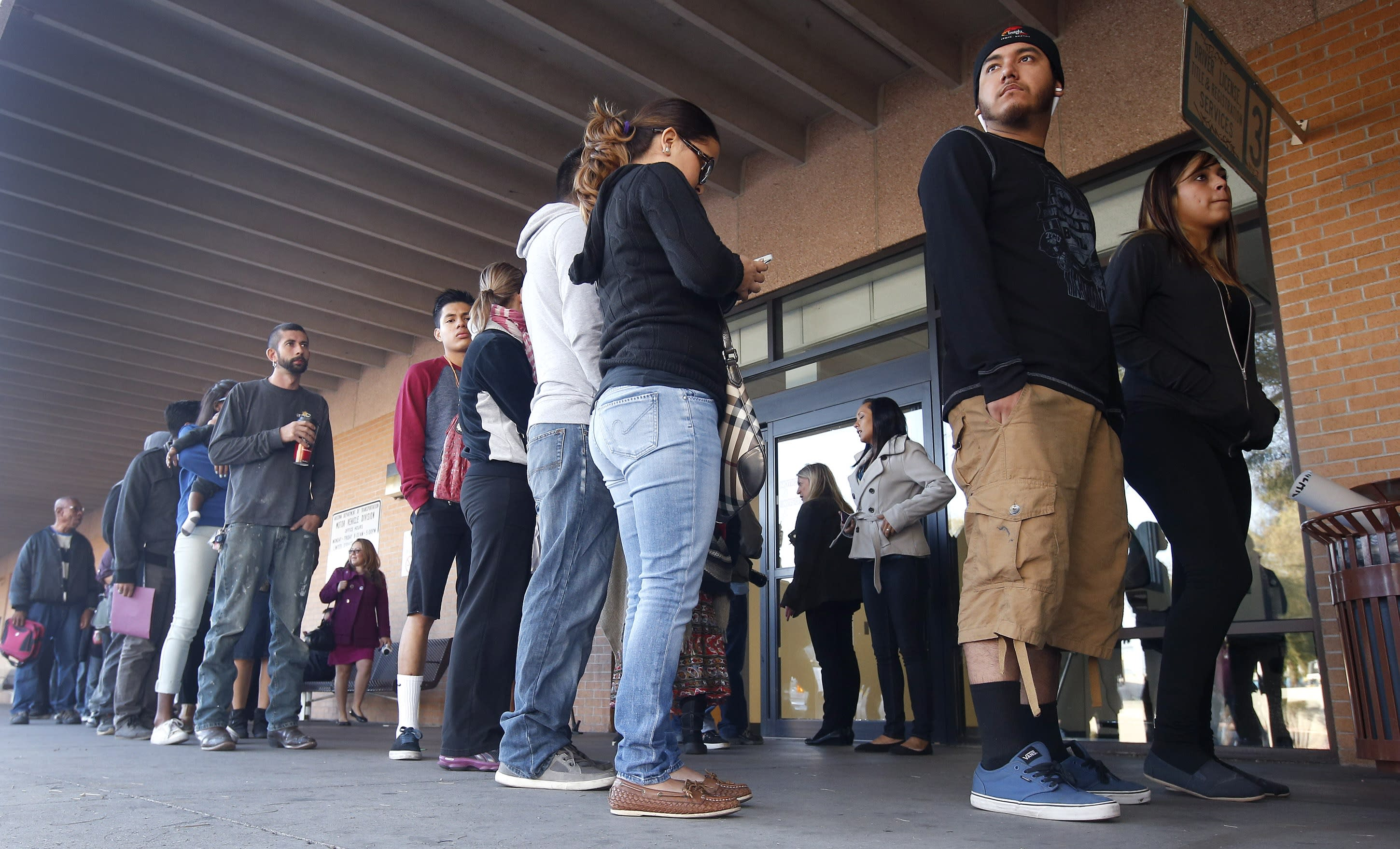 Young immigrants get Arizona driver's licenses