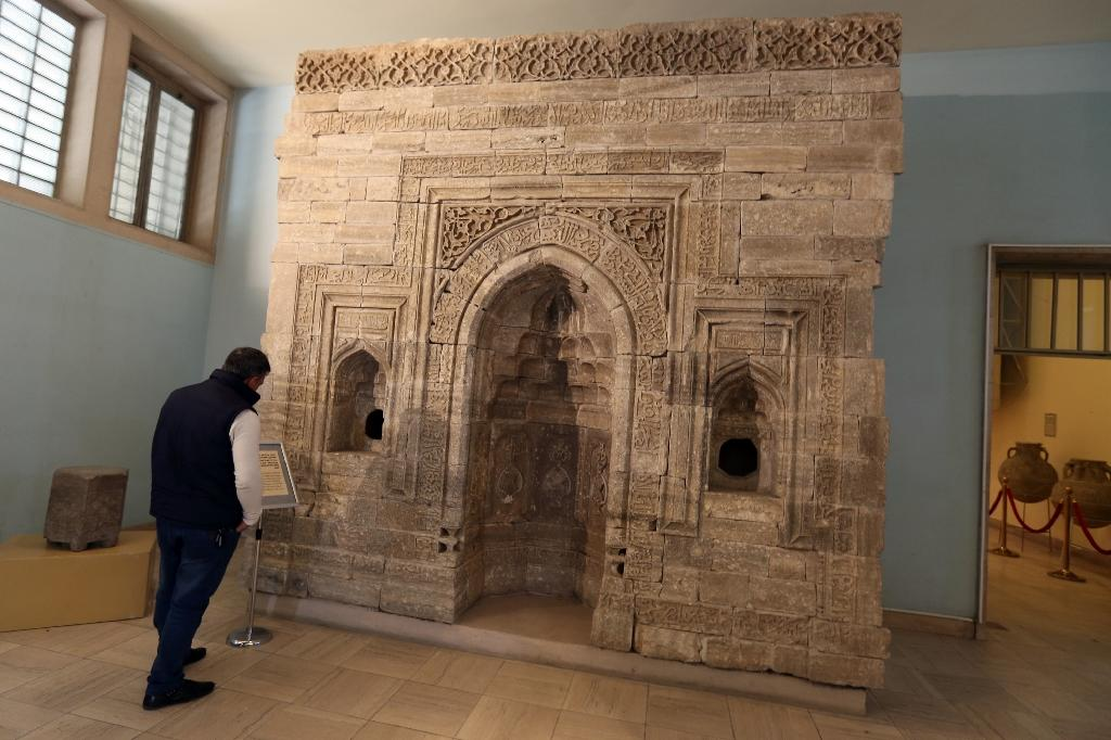 Museum reopening boosts Iraqi national pride