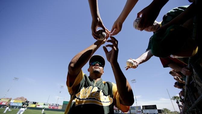 Athletics chase a third straight AL West crown