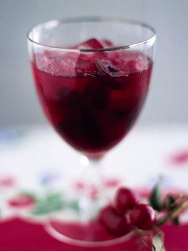 Zinfandel Cherry Punch