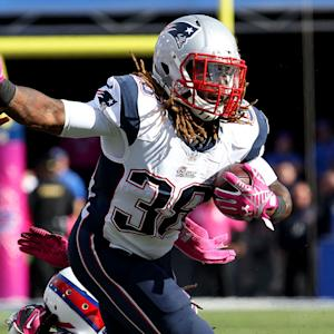 Who's the next fantasy running back in New England?