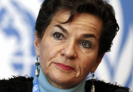 World has no choice but to decarbonize: U.N. climate chief