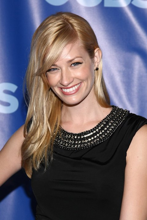 Beth Behrs attends the 2011 CBS Upfront at The Tent at Lincoln Center on May 18, 2011 in New York City. Beth Behrs
