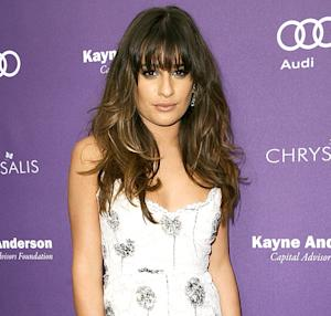 "Lea Michele ""Didn't Know"" Cory Monteith Had Relapsed With Heroin"
