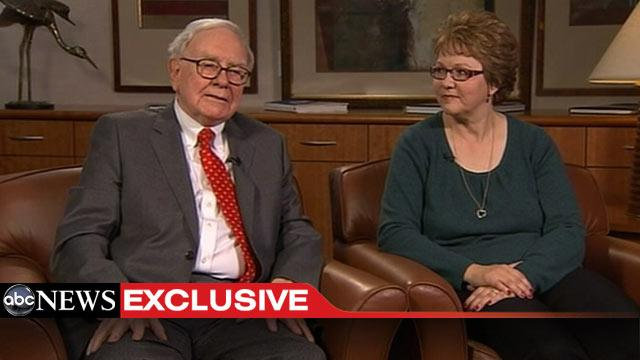 Warren Buffett and His Secretary on Their Tax Rates