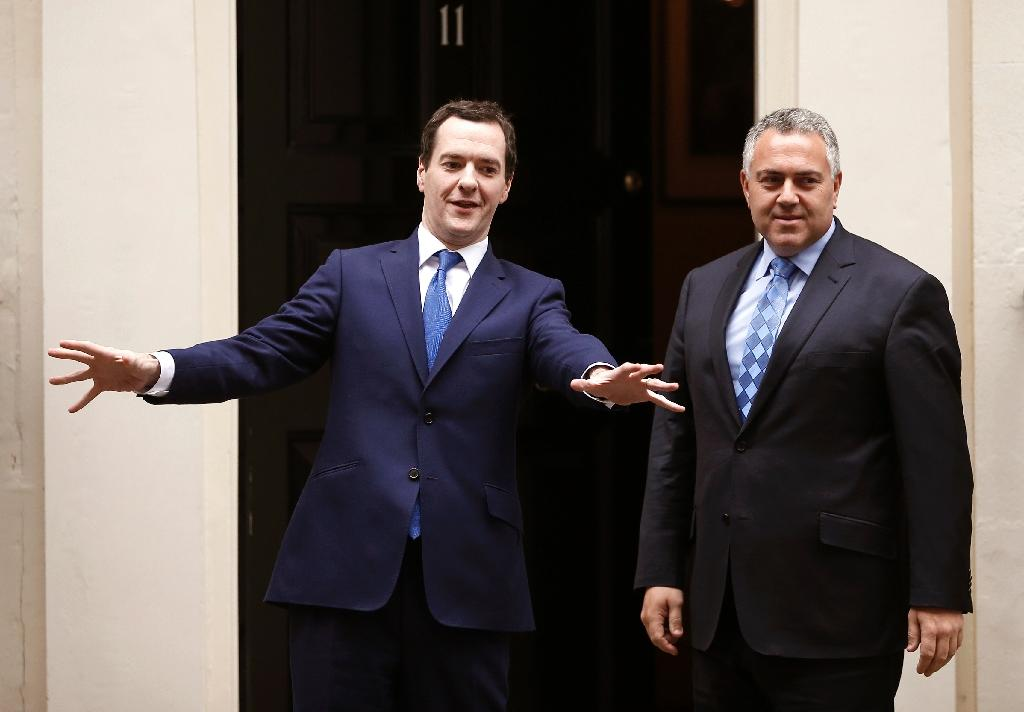 Australia, Britain to take on firms avoiding taxes