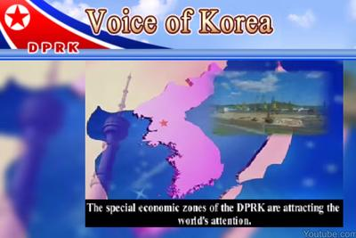 North Korea made this bizarre video to convince you to open a business there