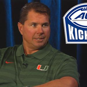 Miami's Al Golden Previews 2014 Season | #ACCkickoff
