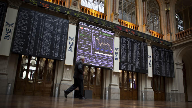 Wall Street helps markets rise but ECB disappoints