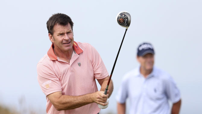 Hall of Famers Faldo, Watson in RBC Heritage