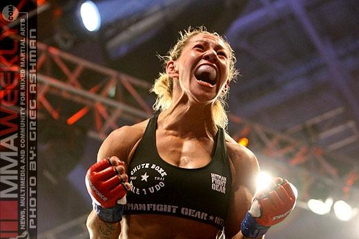 Cris Cyborg Says She is Willing to Fight Holly Holm, but No Discussions Have Occurred