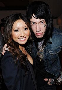 Brenda Song, Trace Cyrus  | Photo Credits: Michael Buckner/Getty Images