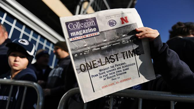 Penn State Hosts First Football Game Since Child Sex Abuse Scandal