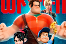 Disney's Wreck-It Ralph features the vocal talents of John C. Reilly, Sarah Silverman, Jane Lynch, Mindy Kaling, and more.