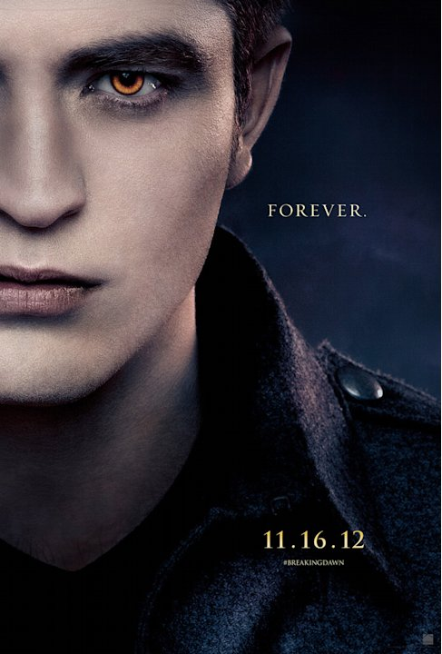 Breaking Dawn Part 2 Character Poster