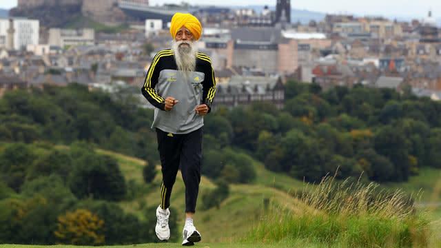 World's Oldest Marathoner to Retire