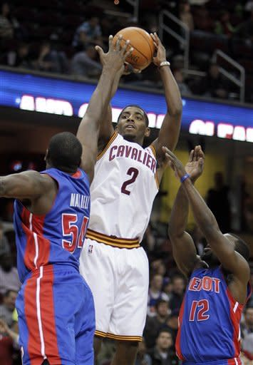 Daye's free throws lift Pistons over Cavs 90-89
