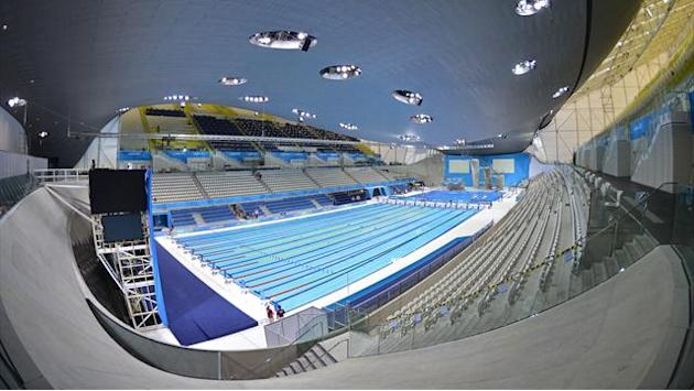 Olympic Games - GB Olympic swimming review calls for 'cuts'