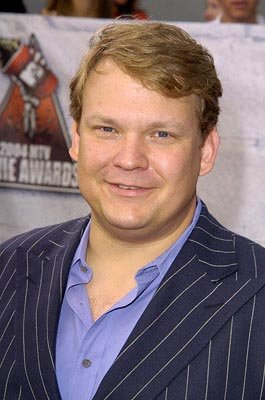 Andy Richter of Martin and Orloff MTV Movie Awards - 6/5/2004