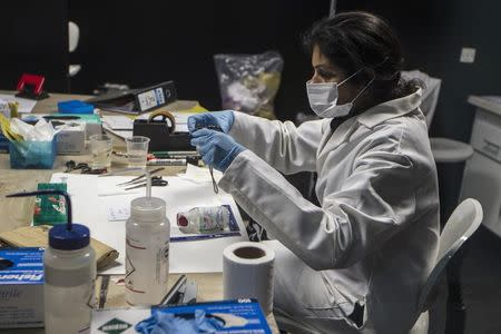 CSI Lahore: U.S. forensics big shot comes home to help Pakistan