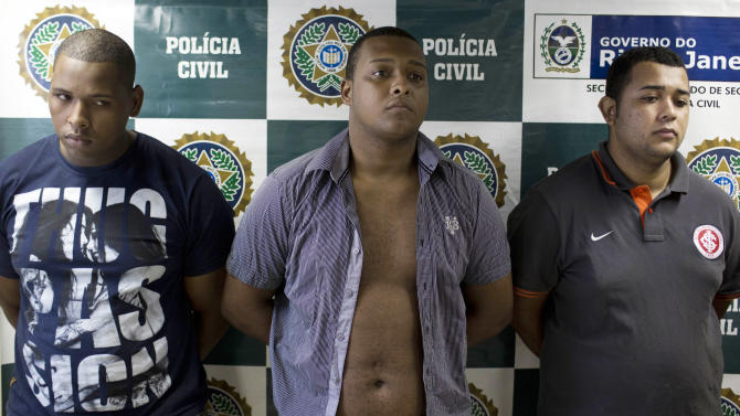 Rape, kidnap of tourists feed Rio safety fears