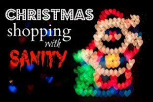 Christmas Shopping With Sanity