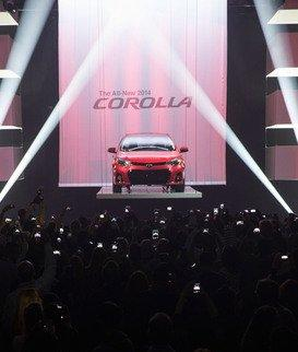 Next Generation Toyota Corolla Unveiled With Extravaganza of Experiential Events