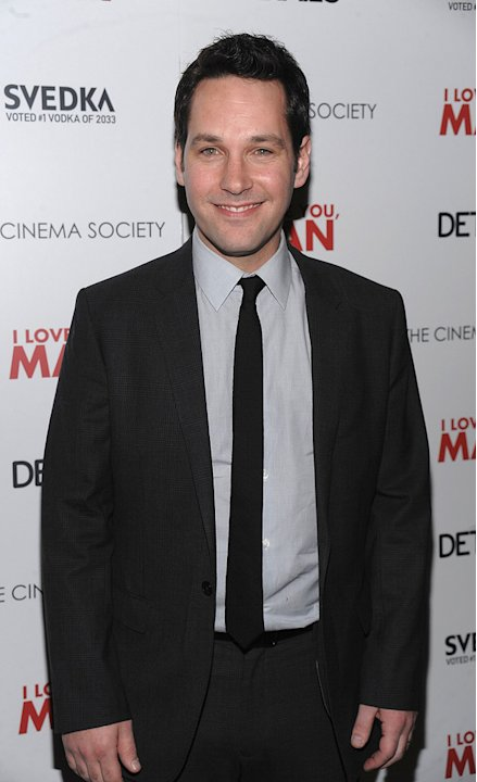 I Love You Man NY screening 2009 Paul Rudd