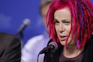 Lana Wachowski. Getty Images