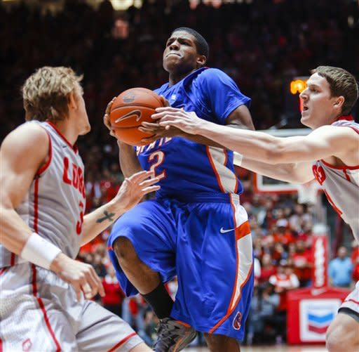 Bairstow, Fenton lead New Mexico over Boise State