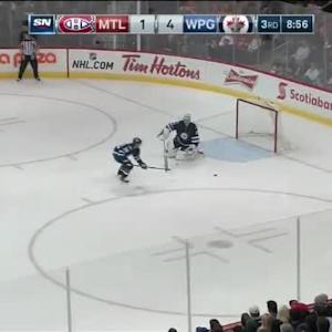 Ondrej Pavelec Save on Nathan Beaulieu (11:03/3rd)