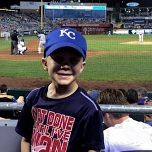 A young cancer patient with a World Series dream