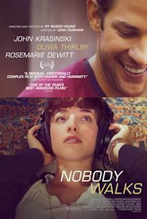 Poster of Nobody Walks