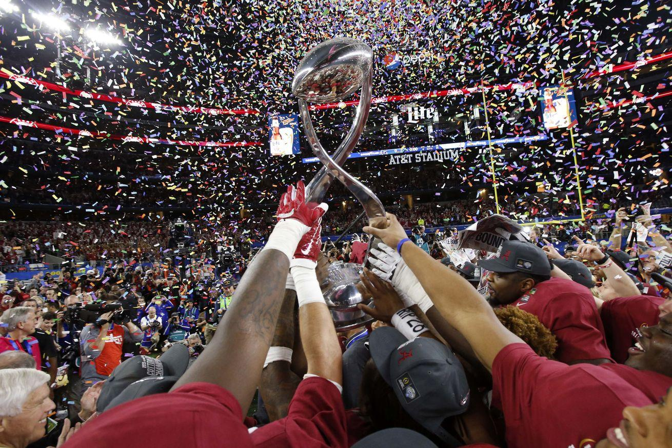 College football bowls schedule calendar 2016-2017, with scores and picks to come